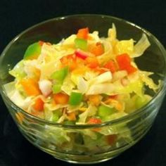 California Cole Slaw (seen by @Bryannadog829 )