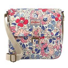 Cath Kidston Welham Flowers Cross Body Shoulder Bag