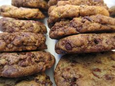 Dying for Chocolate: Chocolate Chip Cookies: Recipe Round-Up