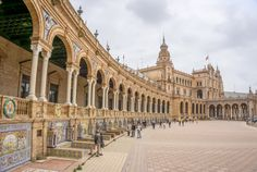 Andalusien Sevilla Spanien