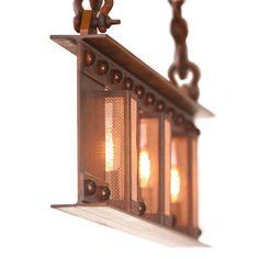 I-Beam Chandelier - Chandeliers - Lighting