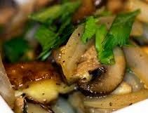 Sautéed Balsamic Portobello Mushrooms (South Beach Phase 1 Recipe) | Diet Plan 101
