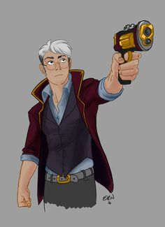 Mmmm YESS this is how I imagine Percy