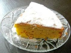 Torta de naranja y calabaza para diabéticos y light Low Calorie Desserts, Diabetic Desserts, Sugar Free Desserts, Sugar Free Recipes, Candy Recipes, Diabetic Recipes, Sweet Recipes, Delicious Desserts, Dessert Recipes