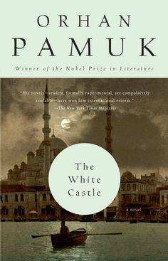 The White Castle by Orhan Pamuk | PenguinRandomHouse.com    Amazing book I had to share from Penguin Random House
