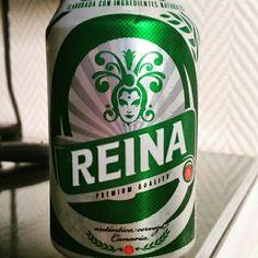 Reina by Cervezas Anaga #untappd