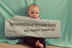 see kate sew: CELEBRATE THE BOY! [boy fabric round-up]