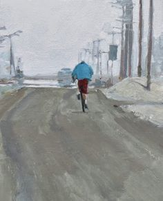 The Bicycle #bicyclepaintings