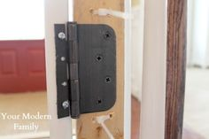 {Solution} DIY gate for bottom of wide staircase (when the staircase is too wide for a normal store-bought gate) Diy Dog Gate, Diy Baby Gate, Pvc Gate, Super Mom, Modern Family, Baby Room, Door Handles, Organization, Dog Stuff