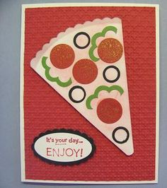 Pizza Punch Art Card 001