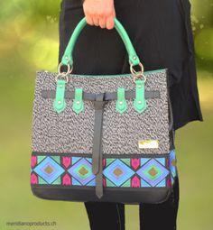 Limon Piel by meridianoproducts.ch Ladies Bags, Handmade Bags, Diaper Bag, Artisan, Scrappy Quilts, Picasa, Handmade Handbags, Feminine Fashion, Women