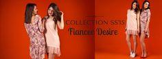 COLLECTION SS'15 Fiance Desire #woman #fashion #polishfashion #polishdesigner #beauty #dress #pink #flower #shortdress Brave Women, Fiancee, Ss 15, Woman Fashion, Summer Collection, Pink, Spring Summer, Flower, Dress