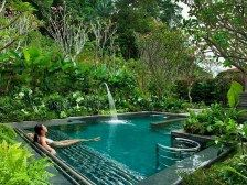 Tropical home design with mini pool (49)