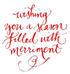 <3 Christmas Card