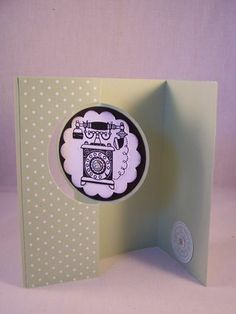 September 15, 2013 Stamping Country:   Stampin' Up! Card Idea by Guest Designer Carol Dennison