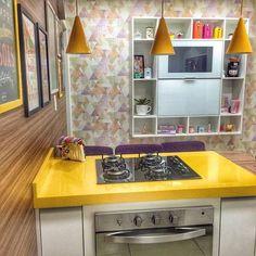 Beautiful Kitchen Designs, Kitchen Models, Kitchen Decor, Interior Design Kitchen, Sweet Home Alabama, Home Decor, House Interior, Home Kitchens, Home Interior Design