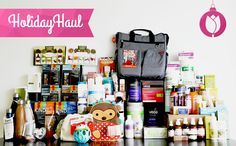 Contest: Win Your Holiday Haul Win A Holiday, Canadian Contests, Christmas Haul, Stationary Set, Enter To Win, Holiday Treats, Giveaway, Packing, Cool Stuff