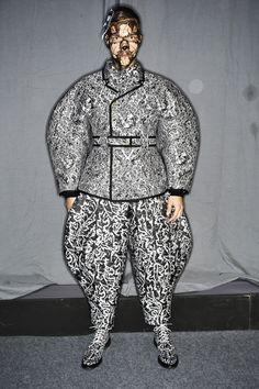 Thom Browne AW14-15 Men Fashion Show Paris  - pinned by RokStarroad.com ~ unleash your inner RokStar - fashion, pop and mental health