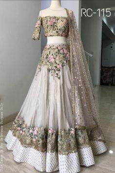 f37f0e8b0 Details about Actual Pic Lengha Choli Indian Party Wear Lehenga Lengha  Choli Pakistani Sari 00