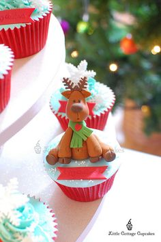 My little Reindeer 3 by Little Cottage Cupcakes, via Flickr