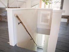 Rustic Handrailcountryliving