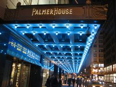 Palmer House Hilton Hotel - Chicago, IL | Flickr - Photo Sharing!