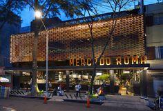 Los lugares que no puedes dejar de visitar en Mercado Roma
