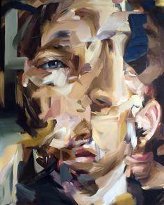 paintings, modern, artist, nick lepard