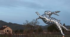 Visit HALL Wines in Napa Valley. Buy HALL Wines direct from the Winery. Reserve wine tours and wine tastings at HALL Wines in Napa Valley. Rabbit Sculpture, Sculpture Art, Sculptures, Napa Wine Tours, Sonoma Wine Country, Wine Vineyards, Napa Sonoma, Rabbit Art, Wine Art