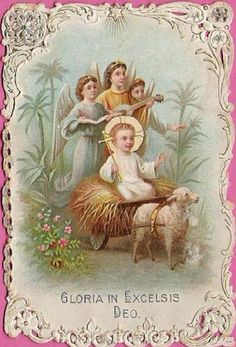 Holy Card Gloria | Flickr: Intercambio de fotos