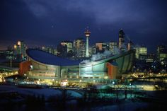 Another Calgary Landmark... what is the best event/concert/game you've ever attended here?