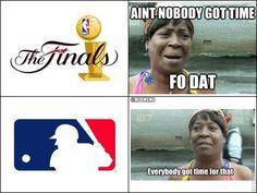 Haha sorry basketball people