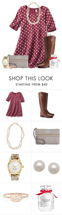 """Don't count the days, make the days count."" by katew4019 ❤ liked on Polyvore featuring Old Navy, Tory Burch, STELLA McCARTNEY, Kate Spade, Honora and Victoria's Secret"
