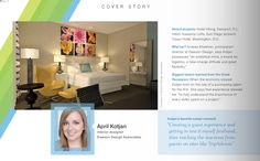 Boutique Hospitality magazine features a few projects featuring Grand Image artwork