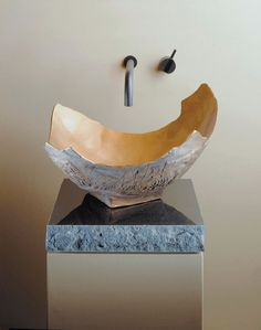 Bronze Chalice by Stone Forest