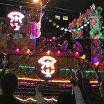 The Krewe of Orpheus was founded by Harry Connick Jr.  #MardiGras