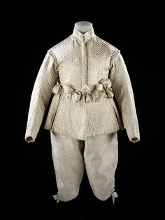 Suit; England, 1635-1640 | Victoria and Albert Museum