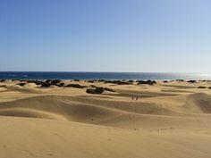 Playa del Ingles, Gran Canaria