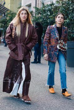 FWAH2017 street style milan fashion week fall winter 2017 2018 looks trends sandra semburg trends ideas style 142
