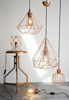¡Descubre la nueva tendencia en iluminación! ¿Qué te parece?