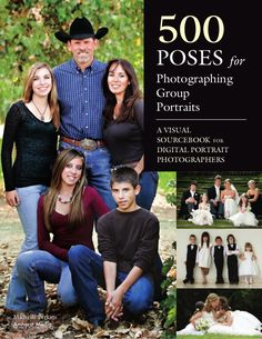 Amherst Media®  publisher of photography books  500  Poses for  Photographing  Group  Portraits  A Visual  Sourcebook for ...