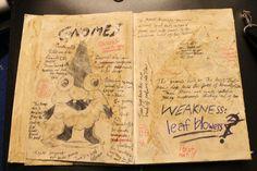 Gnomes Page.
