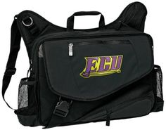 ECU Logo Messenger Laptop Bag East Carolina University Pirates Briefcase or School Bag Computer Bags - Best Unique GIFT IDEA for Men Man Ladies Him Her Students Alumni Women Teens Broad Bay. $64.99