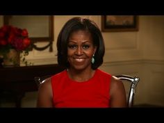 "First Lady Michelle Obama: ""It Takes One"" Michelle Obama, American First Ladies, African American Women, American History, Obama Watch, Presidente Obama, Presidential Inauguration, Women In History, Black History"
