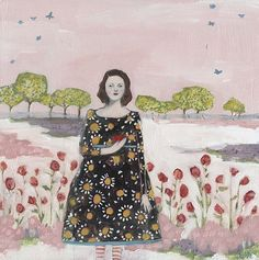 love surrounded her by Amanda Blake