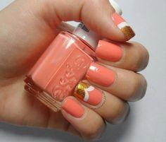 peach fishtail