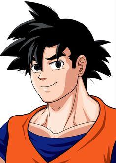 Goku (Kakaroto) Anime: Dragon Ball Z