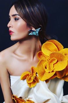 Hit all the right notes this festive season with handcrafted artisan  jewelry. ✨ Papilio Earcuff 75900098b65c