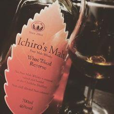 最後仍然脫離不了葡萄酒的魔掌  八天德也不知道過了什麼葡萄酒桶那麼我來喝看看吧遠目  #whisky #bar #somm