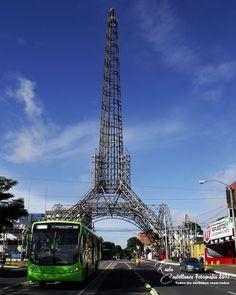 6ª Avenida, Zona 9 La Torre del Reformador, Guatemala, City